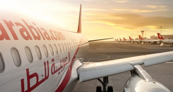 OnBoard selected by Air Arabia to provide inflight entertainment content